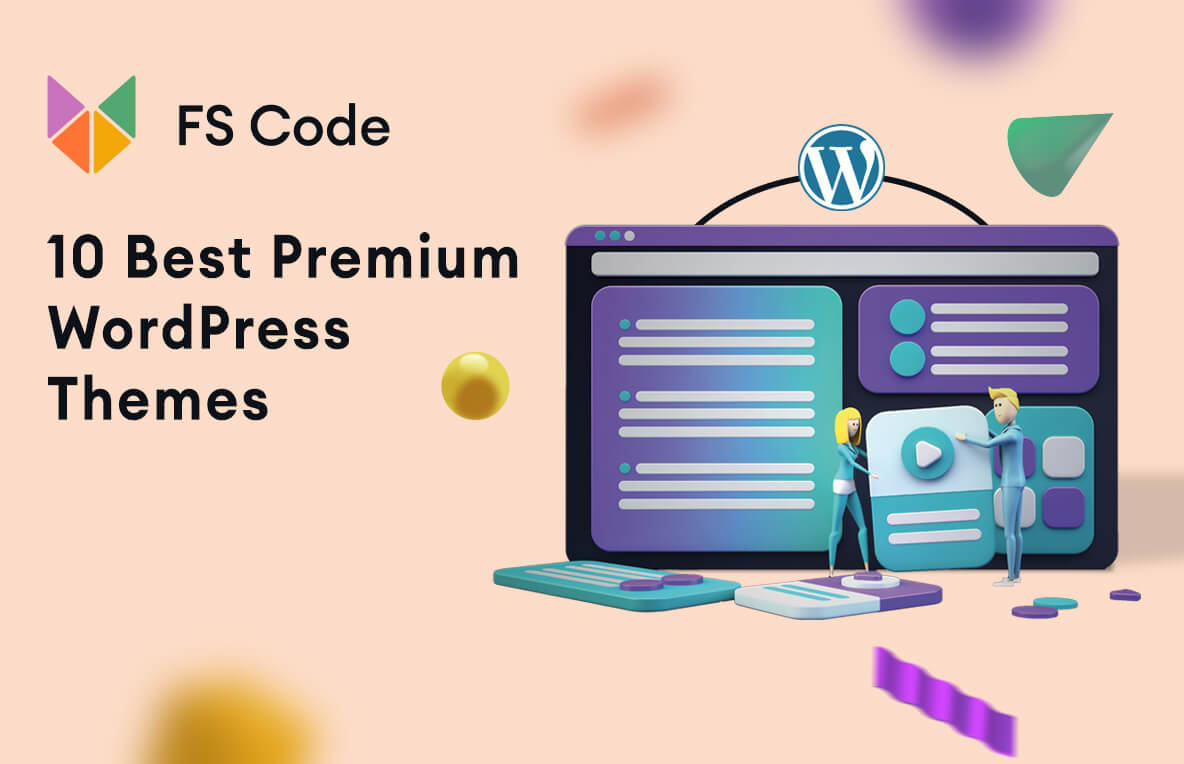 10 Best Premium WordPress Themes in 2021