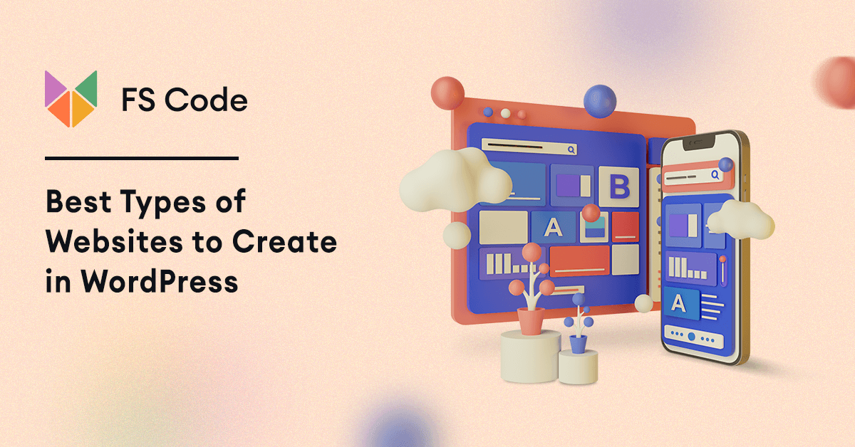 10 Best Types of Websites to Create in WordPress