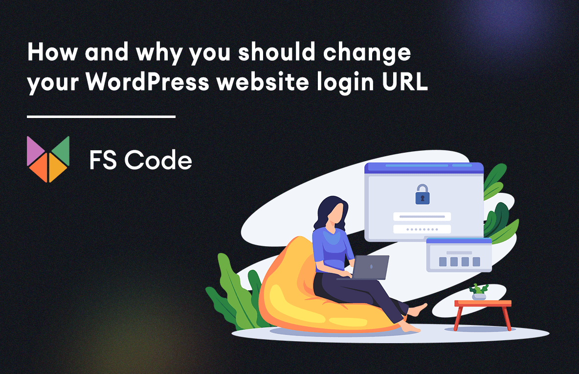How and why you should change your WordPress website login URL
