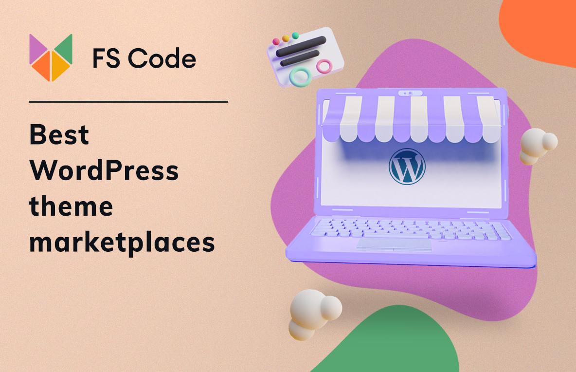 Top 5 WordPress theme marketplaces