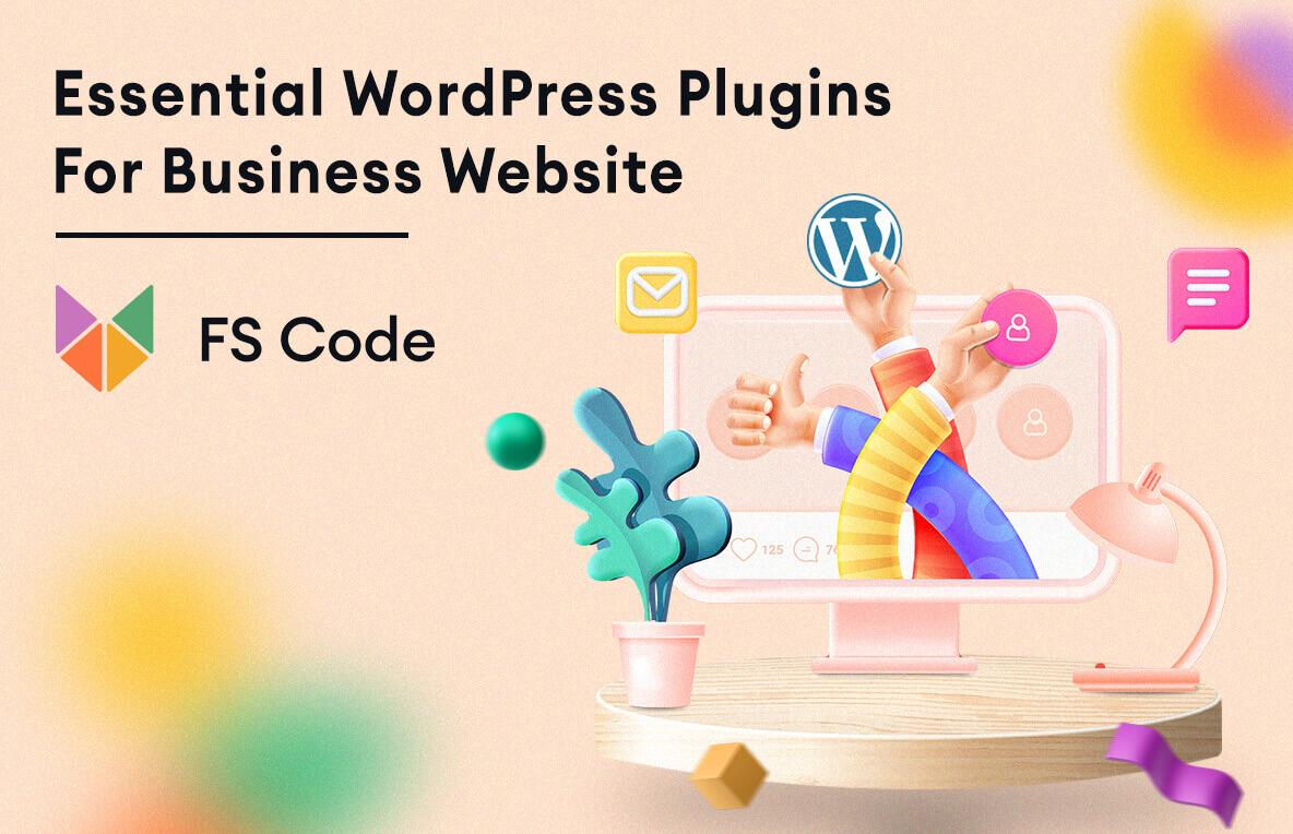 Essential WordPress plugins for business websites