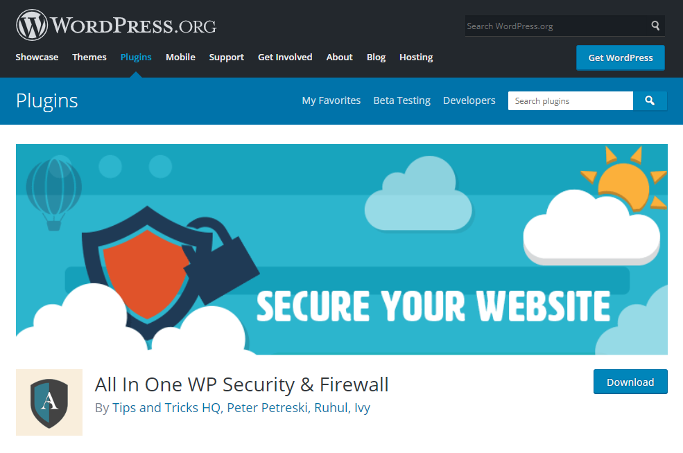 Top Free Security Plugins To Protect Your WordPress Website