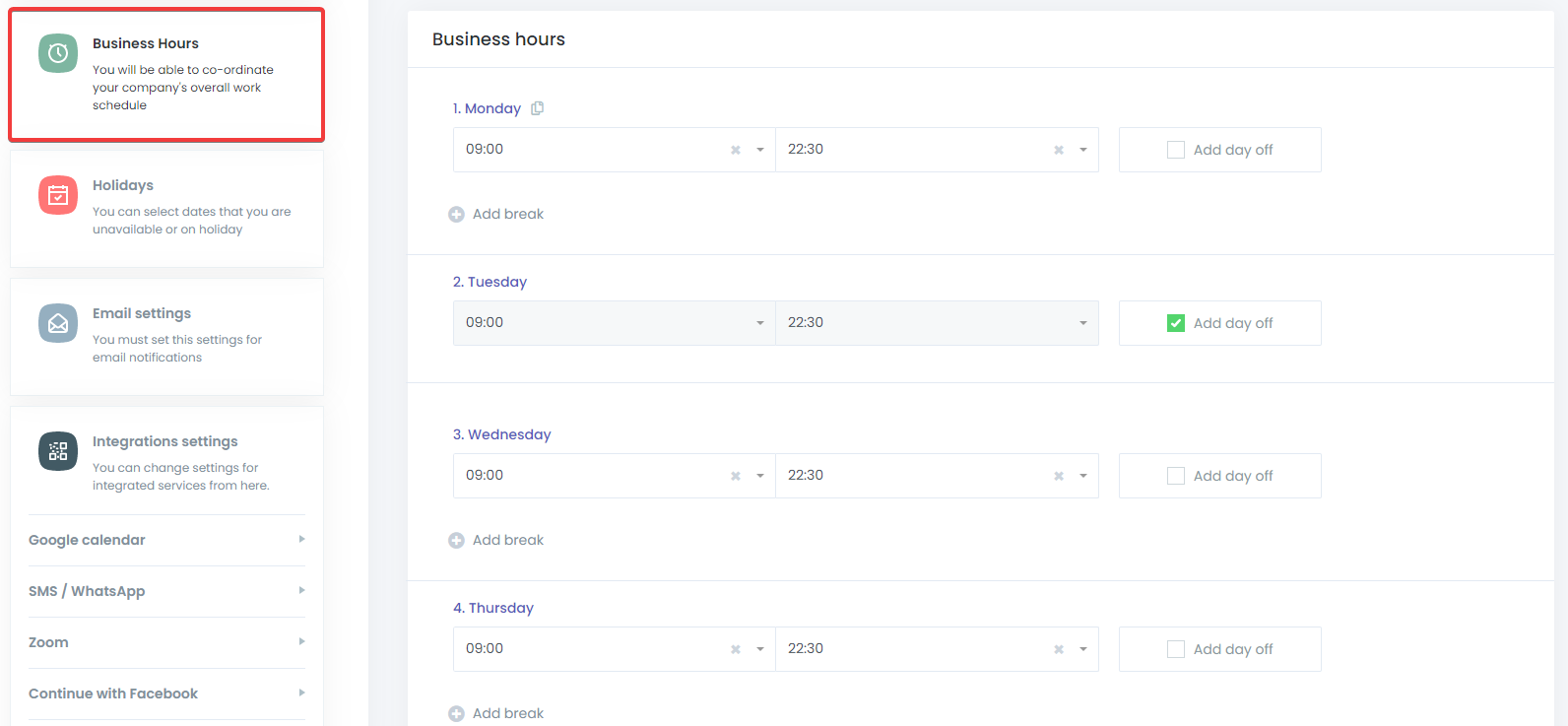 Online Free Gyms Scheduling Software